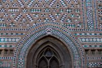 La Seo, Mudejar architecture of Aragon, Zaragoza, Spain