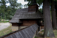Wooden Churches of Southern Malopolska, Binarowa, Poland
