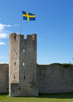 Hanseatic City of Visby, Gotland, Sweden