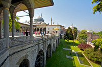 Historic Areas of Istanbul, Topkapi Palace, Turkey