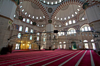Historic Areas of Istanbul, Sehzade Mosque, Turkey