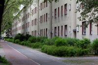 Berlin, Modern Housing Estates, Grosssiedlung Britz Hufeisensiedlung