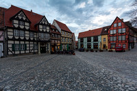 Old Town of Quedlinburg