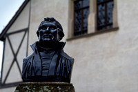 Luther Memorials in Eisleben and Wittenberg