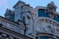 Art Nouveau in Riga, Latvia