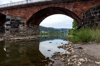 Trier, Roman Bridge, Moselle Bridge