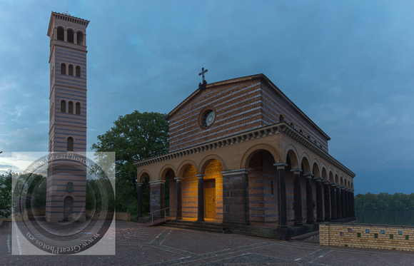 Palaces and Parks of Potsdam, Church of the redeemer