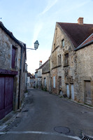 Vezelay Village
