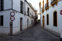 Jewish Neigherberhood, Cordoba, Spain