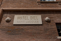 Toulouse, Hotel Dieu