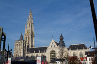 "Antwerp, 'Cathedral of our Lady', Antwerpen, ""Onze Lieve Vrouw Kathedraal'"