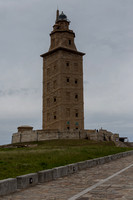 A Coruña, Tower of Hercules, a World Heritage Site