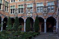 Plantin Moretus, a house, a museum and a World Heritage Site in Antwerp, Belgium
